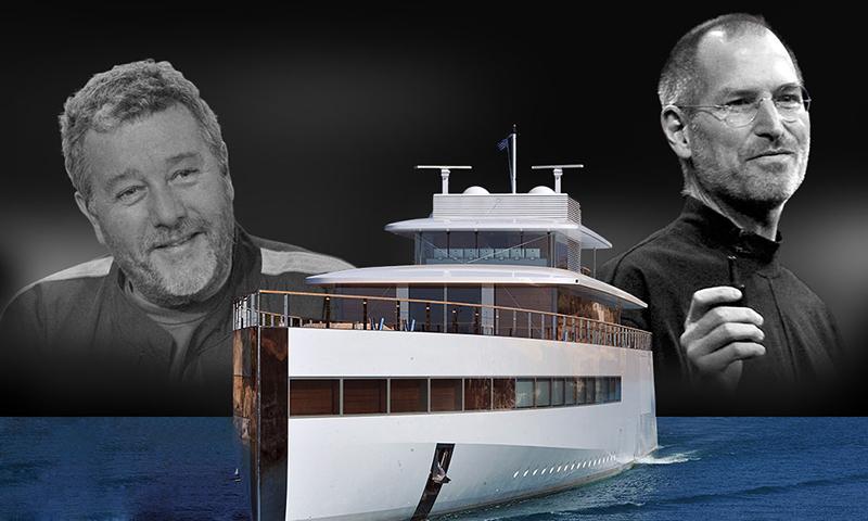 Venus, el dispositivo que Steve Jobs hizo resistente al agua