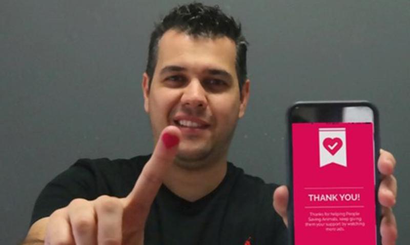Verto App realizó campaña en plataforma Thunderclap