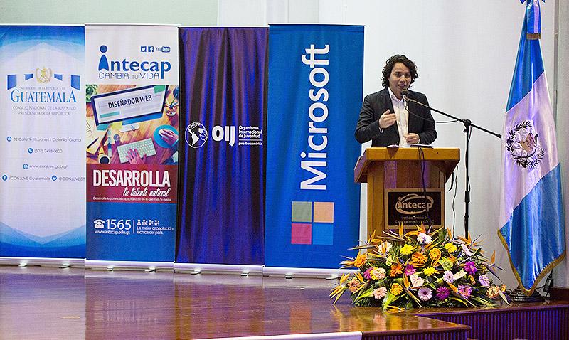 CONJUVE, OIJ y Microsoft presentan la plataforma digital