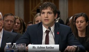 Ashton Kutcher conmueve al mundo
