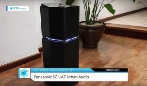 Ya está en Guatemala el Altavoz Inalámbrico SC-UA7 de Panasonic