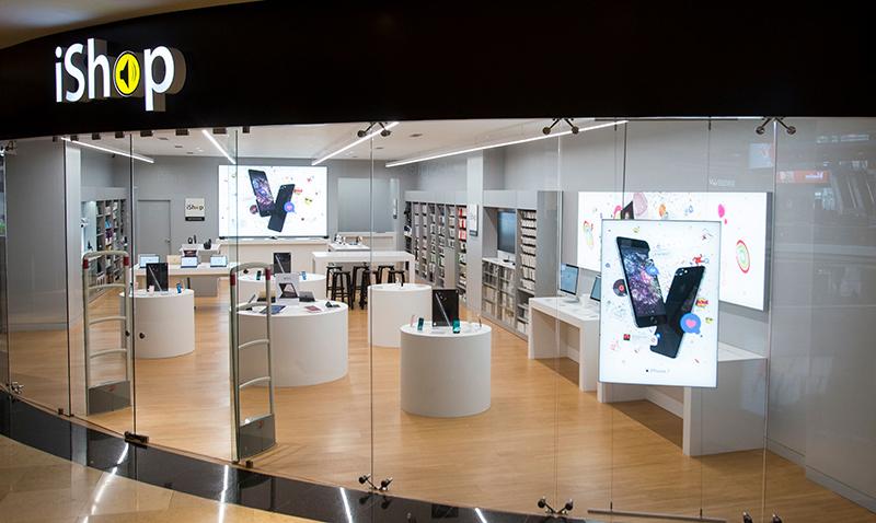 iShop inaugura la primera tienda apple premium
