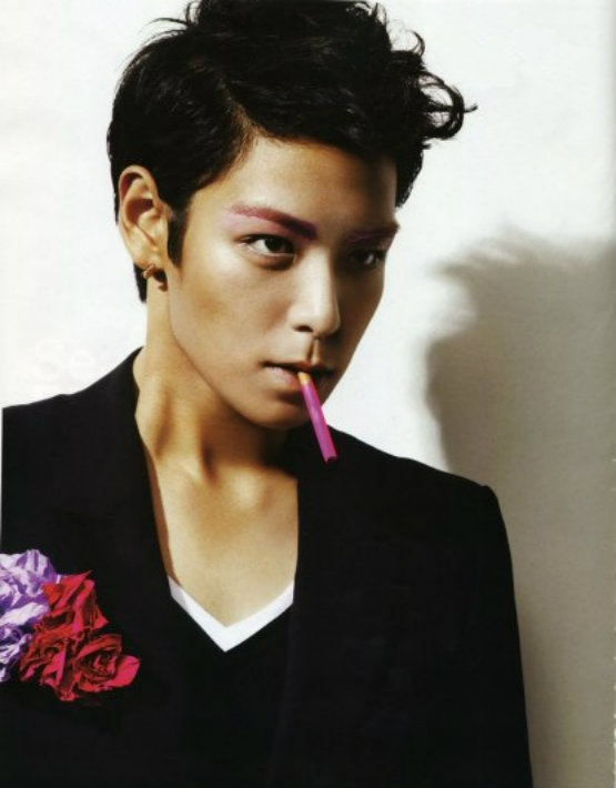 Top Big Bang Style Popular And Cool Asian Guy Hairstyles