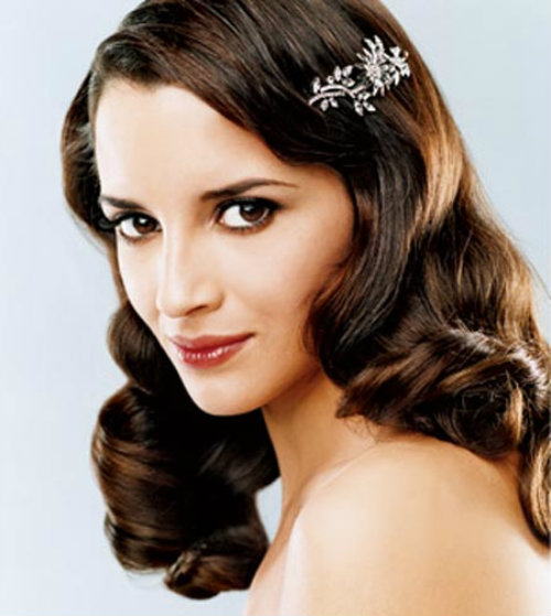 Classy Retro Elegant Hairdos For Cute Teen Girl Latest