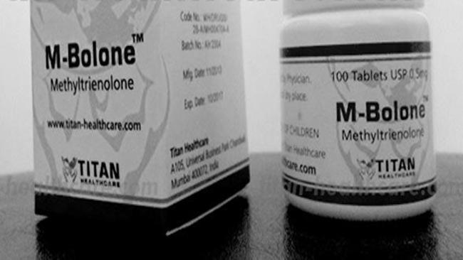 METHYLTRIENOLONE (M3)