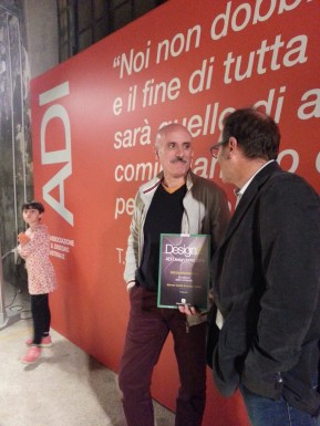 DESIGNè - ADI DESIGN INDEX 2015 – Lombardy excellence event (Milan 8th october 2015)