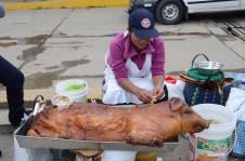 Comida de fiesta - Huari