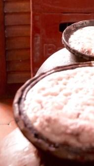 Chicha fermenting