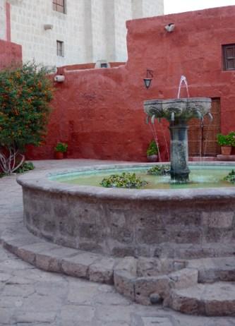 Convent Santa Catalina, Arequipa