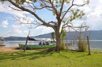 Resort at laguna azul, sauce
