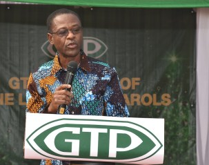 Mr. Kofi Boateng Managing Director GTP