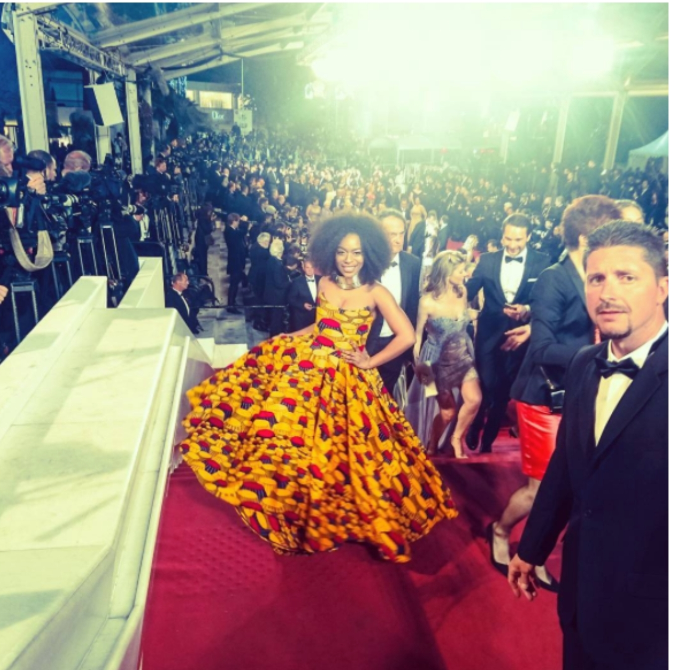 WAKANDA AND WAX: PROMOTING THE DYNAMISM OF AFRICAN WAX PRINT IN ENTERTAINMENT AND ON THE RED CARPET