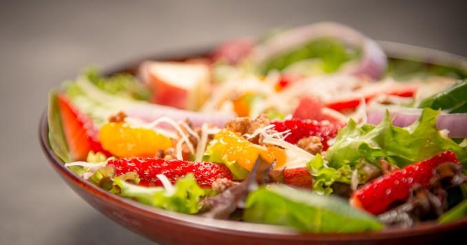 Salads & Wraps Menu   Grand Traverse Pie Company