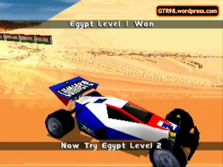 Lumiere Buggy in Egypt 1