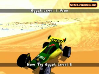 Rossi Buggy in Egypt 1