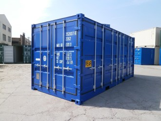 Side Opening Shipping Container