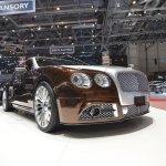 Geneva 2014 Mansory Bentley Flying Spur Gtspirit