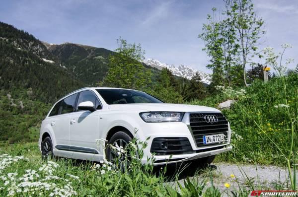 2016 Audi Q7 Review - GTspirit