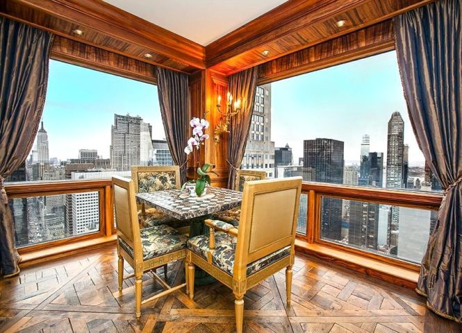 New York Apartment In Trump Tower