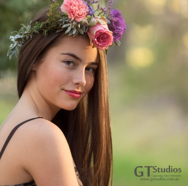 Face of the Month - Courtney - Golden Hour