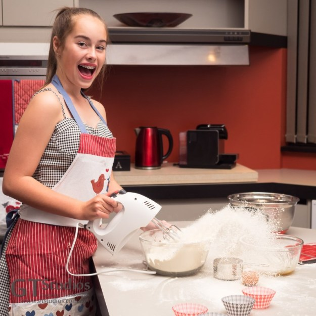Face of May - Courtney - Baking has never been so much fun!!