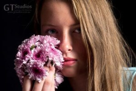 Raw emotion shows through in this teen photo experience at GT Studios,