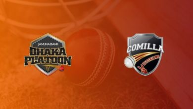 Dhaka Platoon Vs. Comilla Warriors