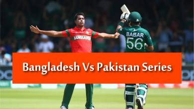Bangladesh Vs Pakistan Series