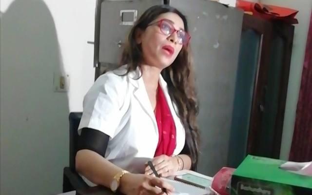 Dr Sabrina Arif pic