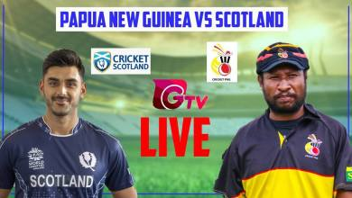 Scotland Vs Papua New Guinea