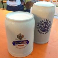 熊本オクトーバーフェスト2017 ビール