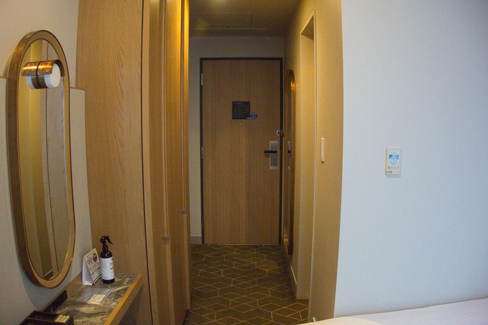 ホテル ザ セレスティン東京芝 モデレートクイーン客室