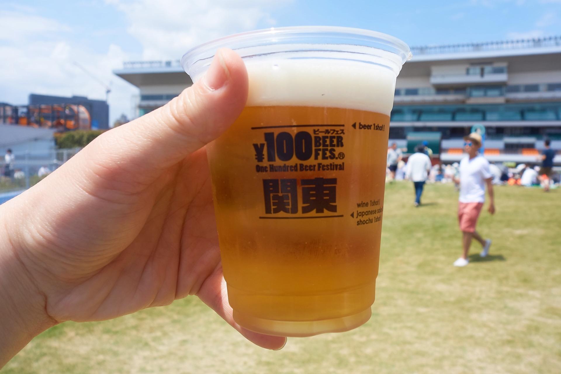 ¥100ビールフェスin川崎