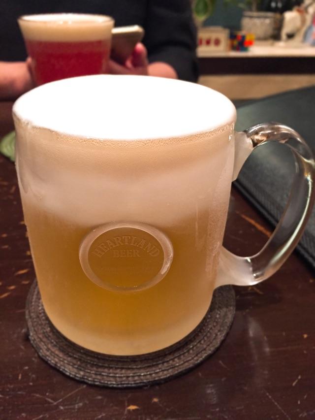 ダイナーロカ+カフェ ビール