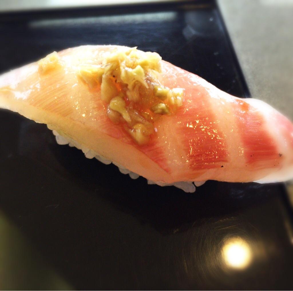 奴寿司 石鯛