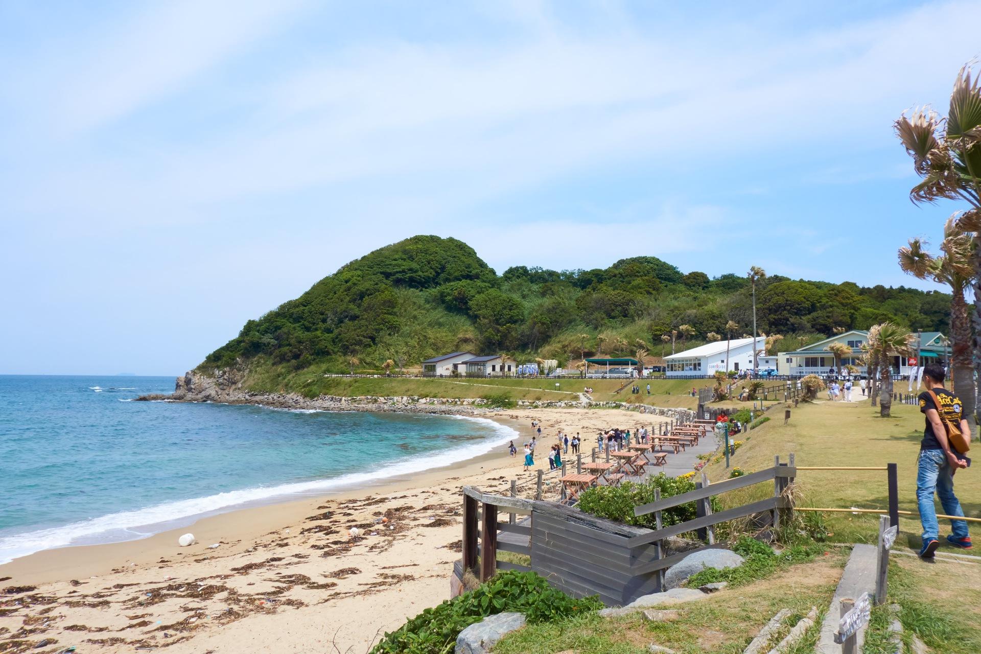 糸島の景色