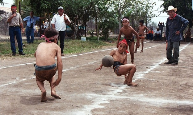 Ulama juego de pelota