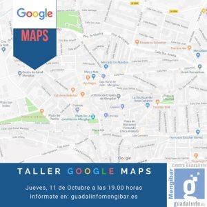 Google Maps Mengíbar