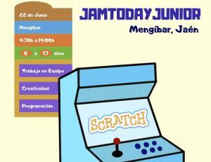 Jamtoday Junior. Mengíbar 2019