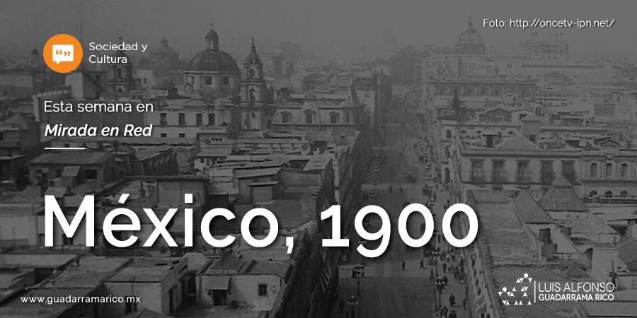 México, 1900