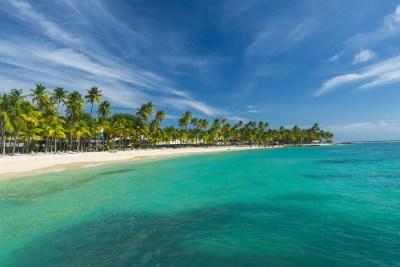 La Caravelle beach les îles de Guadeloupe