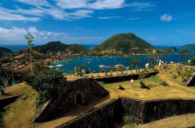 Fort Napoléon les Îles de Guadeloupe