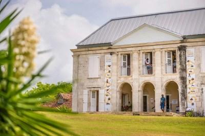 Habitation Murat les îles de Guadeloupe