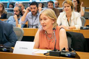 Sandra Pereira eurodeputada