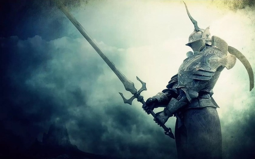Armored Warrior
