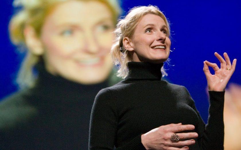 Elizabeth Gilbert TED Talk