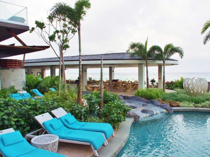デュシタニ グアム リゾートのプール