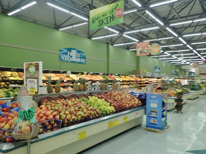 ペイレススーパーマーケット