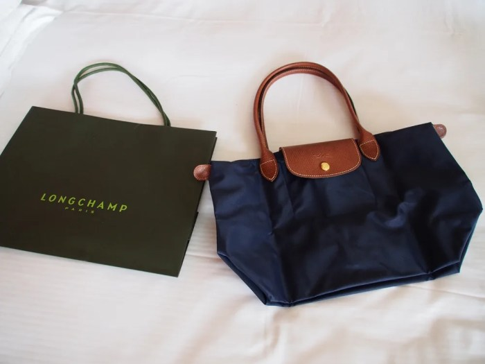 LONGCHAMPのバッグ