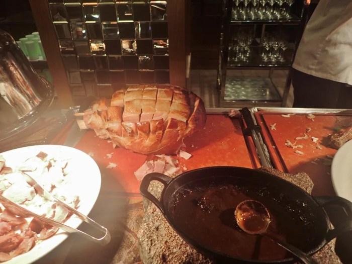 ハイアットリージェンシーグアム「カフェキッチン」ディナー